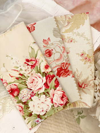Floral Garden Fabric Bundle