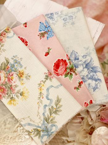 Ribbons of Love Fabric Bundle