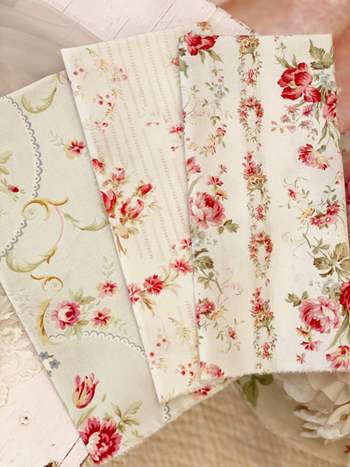 English Teatime Fabric Bundle