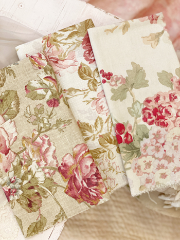 Autumn Leaves Fabric Bundle