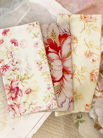 Playful Flower Fabric Bundle