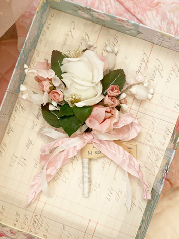 Beautiful Vintage Millinery Bouquet
