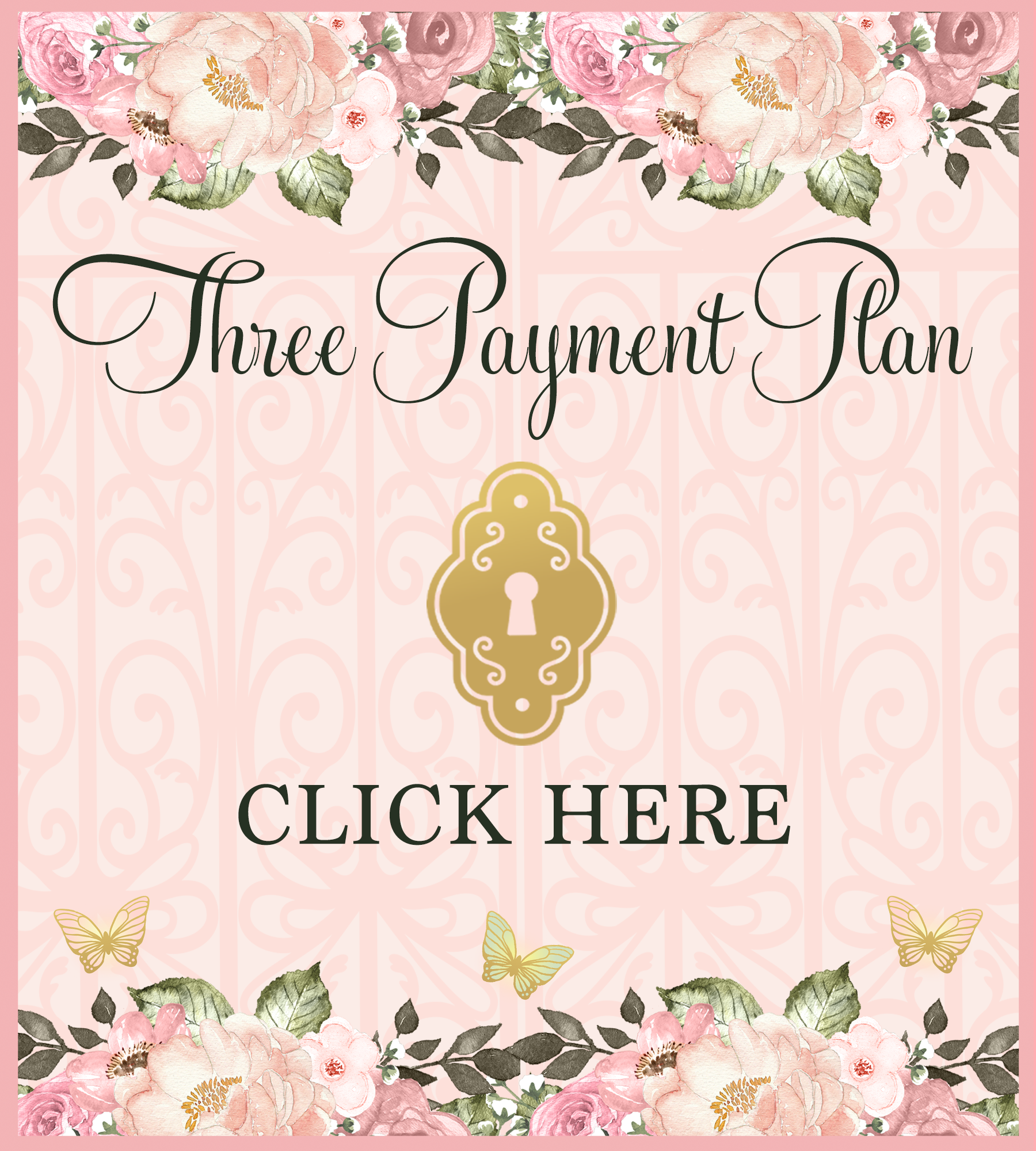 A Secret Garden Affaire (Final Payment on Three Payment Plan)