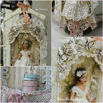 Shadow Box for Dolly with Robin Dudley Howes